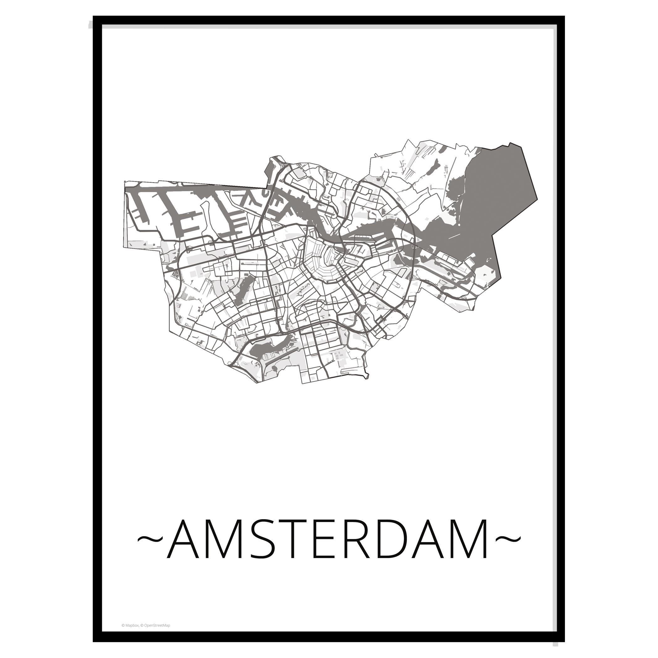 stadtplan_poster